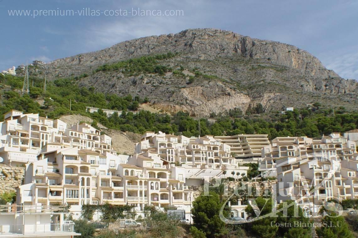 Penthouse for sale near the beach in Altea Costa Blanca - A0618 - Penthouse in the urbanization Altea Dorada in Mascarat 21