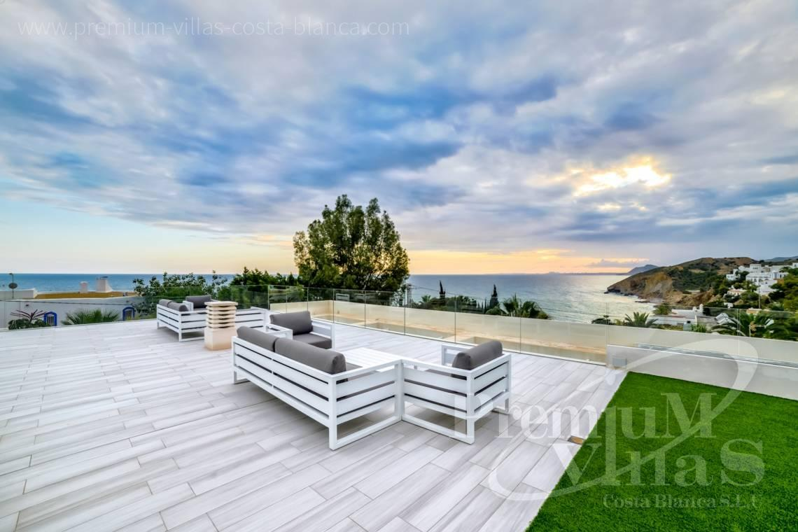 Buy villa mansion sea view Villajoyosa Costa Blanca - C2244 - Luxury mansion in the urbanization Montíboli in Villajoyosa 4