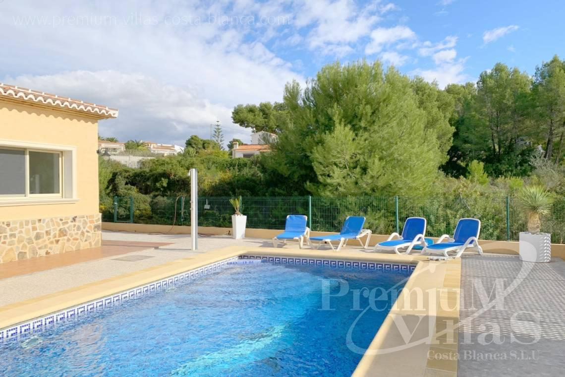 - C2473 - Villa in Calpe only 1km to the beach and restaurants 2