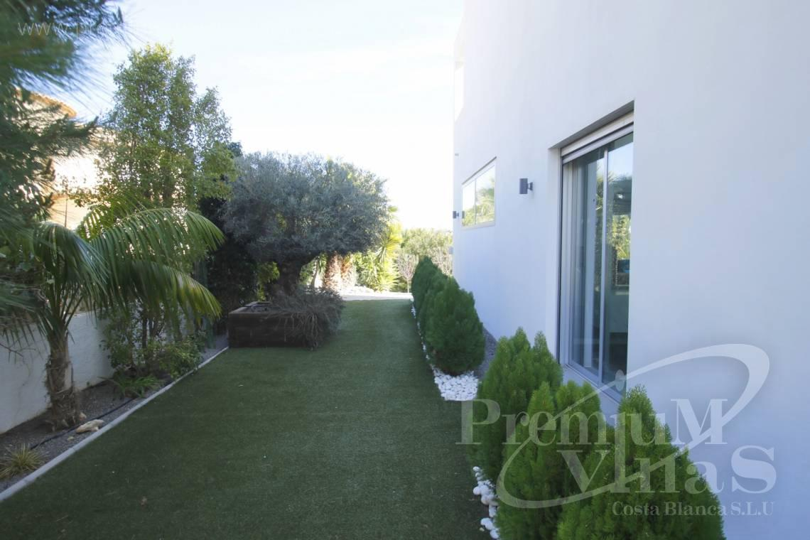- C2130 - Modern villa for sale next to the town Calpe 23