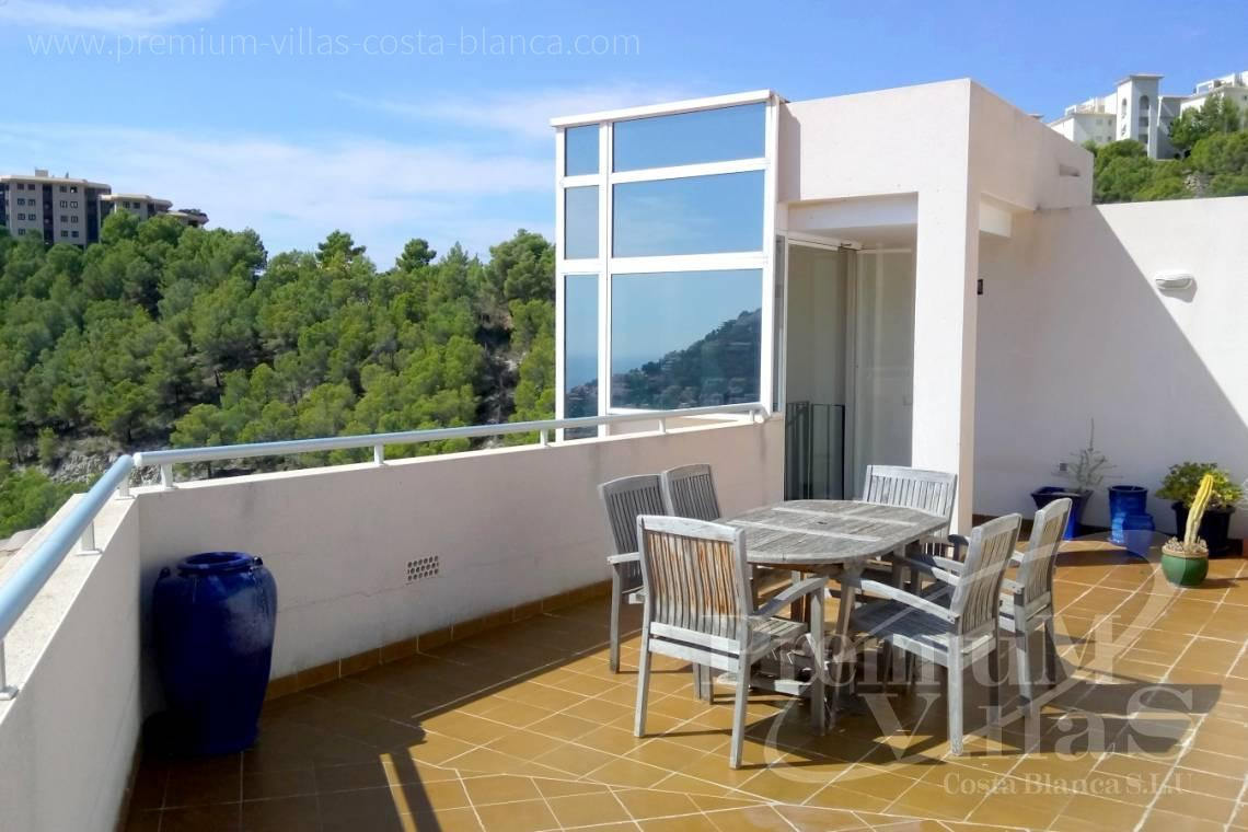 property for sale Altea Hills - A0523 - Luxury penthouse in Altea Hills with stunning sea views 4