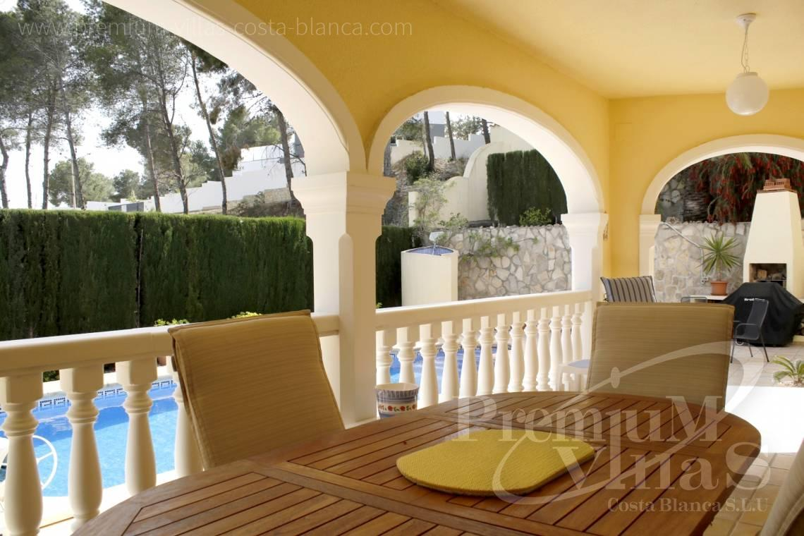 - C2155 - Beautiful villa in Benissa Costa with wonderful terraces, nice views and only 1 km from the beach 6
