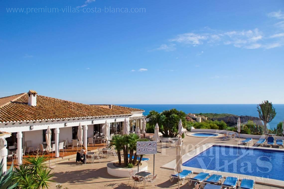 Villa house for sale in Benitachell Costa Blanca - C2025 - Modern new build with fantastic sea views 19