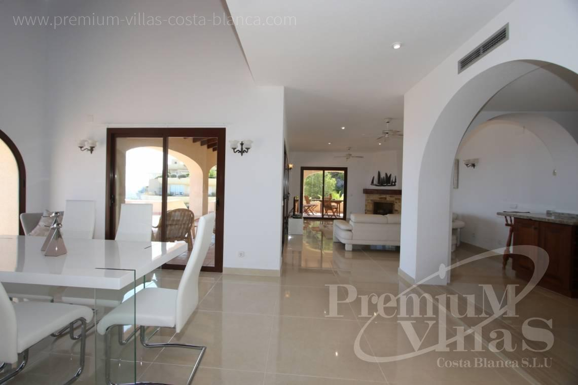 - C1962 - Mediterranean villa on a top location in Altea Hills with Tennis court 15