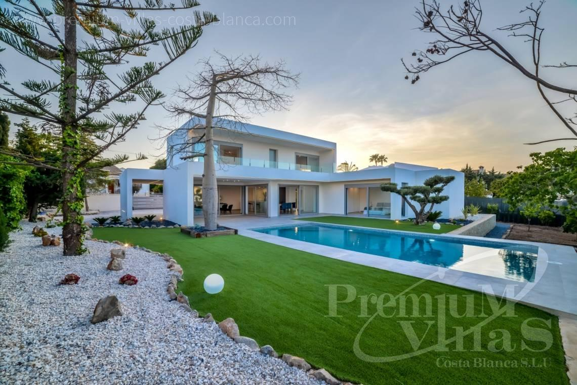 Buy luxury villa in Benissa Costa Blanca - C2206 - Modern luxury villa in Benissa just 1,500m from the sea 31