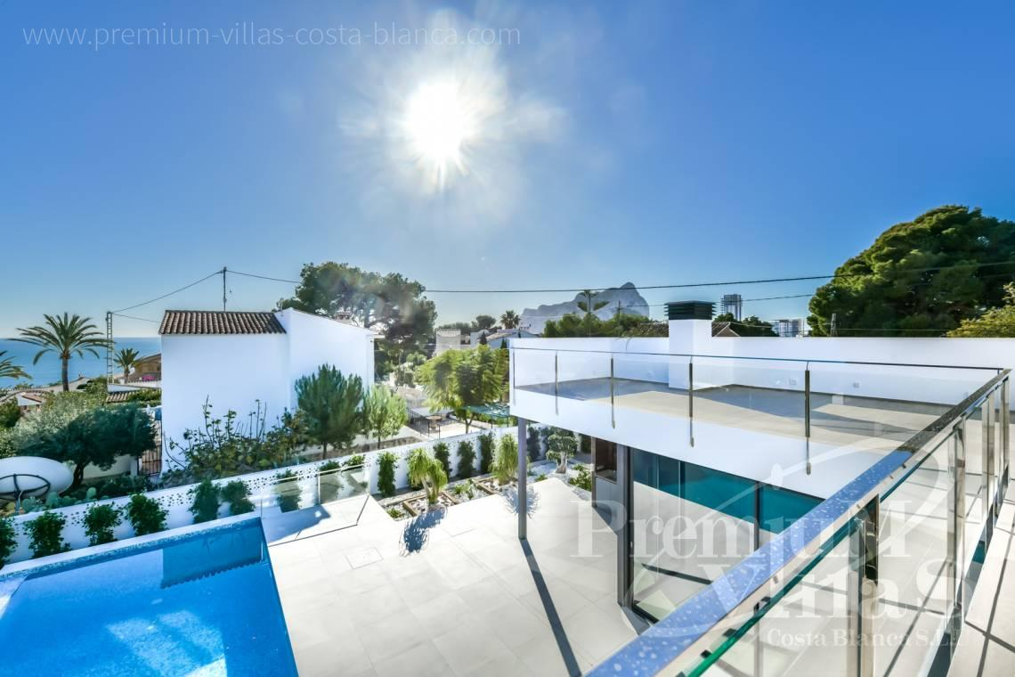 - C2368 - Modern villa with sea views in Calpe 3