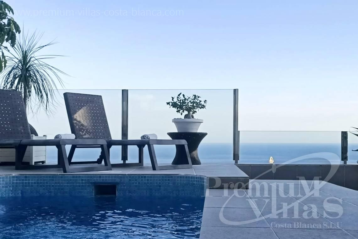 - C2438 - Semi-detached house with private pool in Altea Hills 2