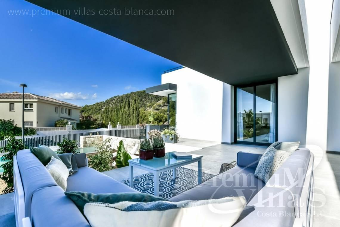 Modern villa for sale in Altea la Vella Costa Blanca - C2283 - New built modern villa in Altea La Vella 5