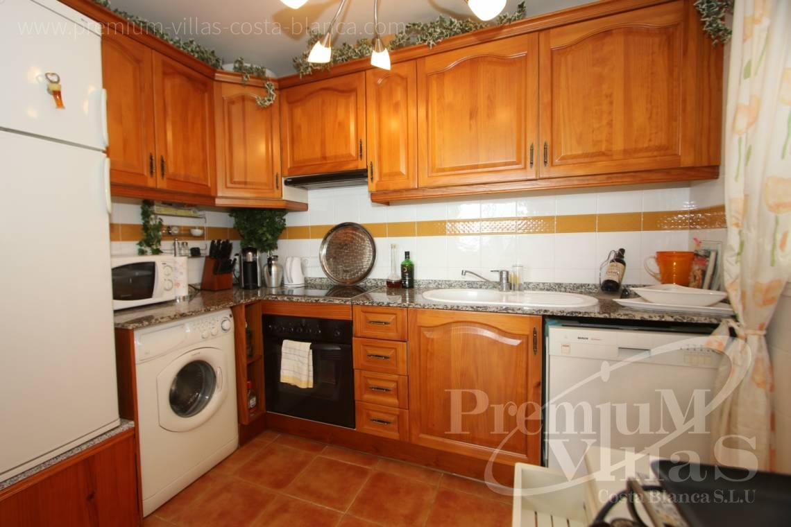- C2086 - Cosy townhouse with wonderful sea views in the Sierra of Altea 11