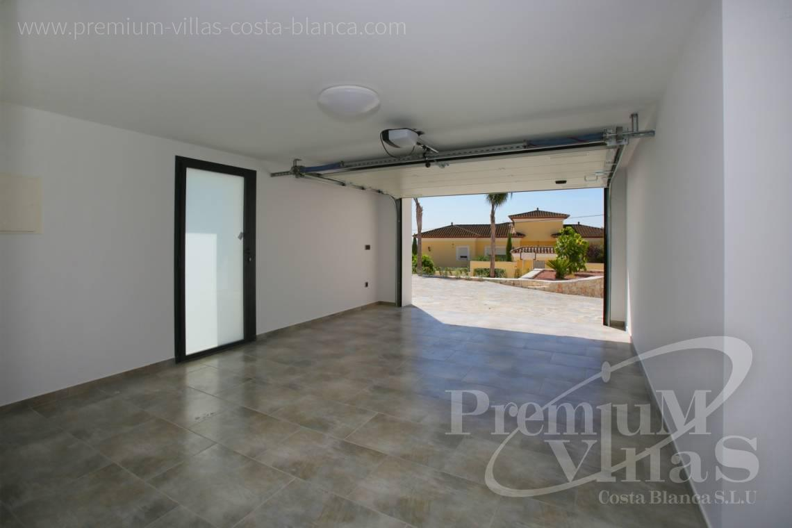 - C2452 - Modern villa with guest appartment in Moraira 23
