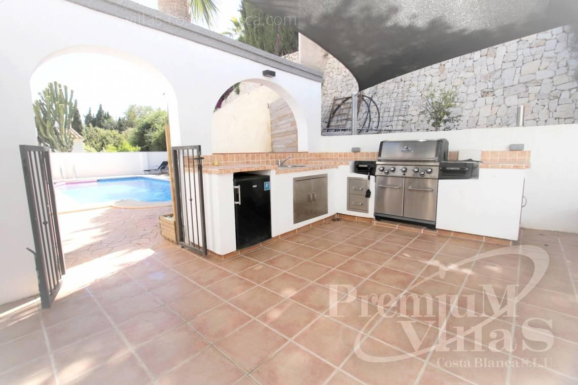 - C2179 - Benissa: House in La Fustera only 1.500m from the sea. 4