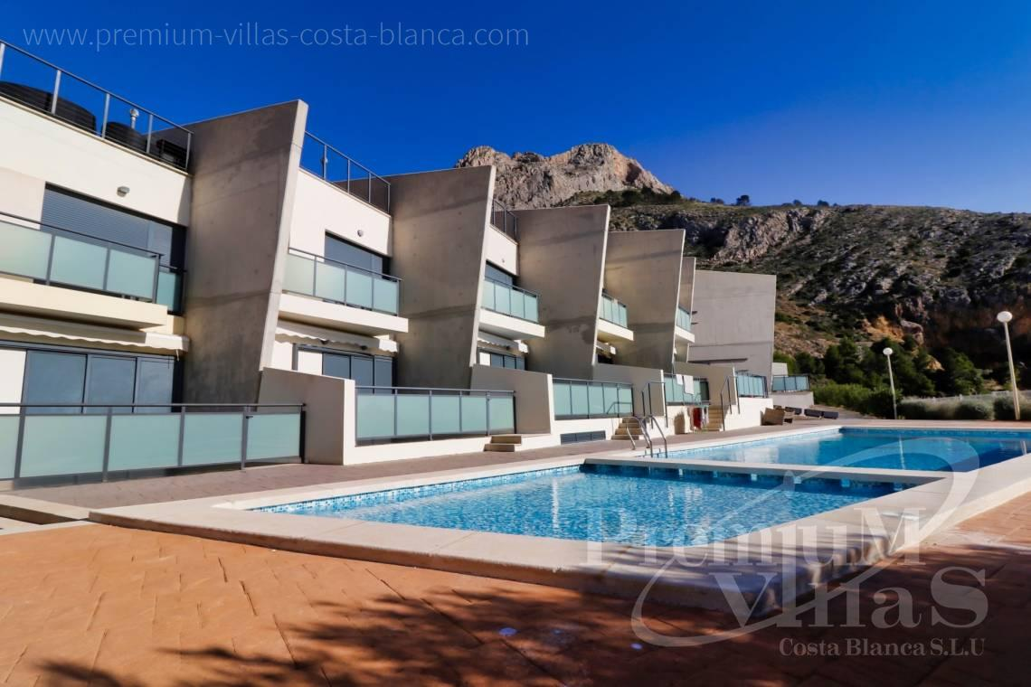 Buy bungalow in Altea Costa Blanca - CC2391 - Frontline townhouse in Mascarat, Altea 6