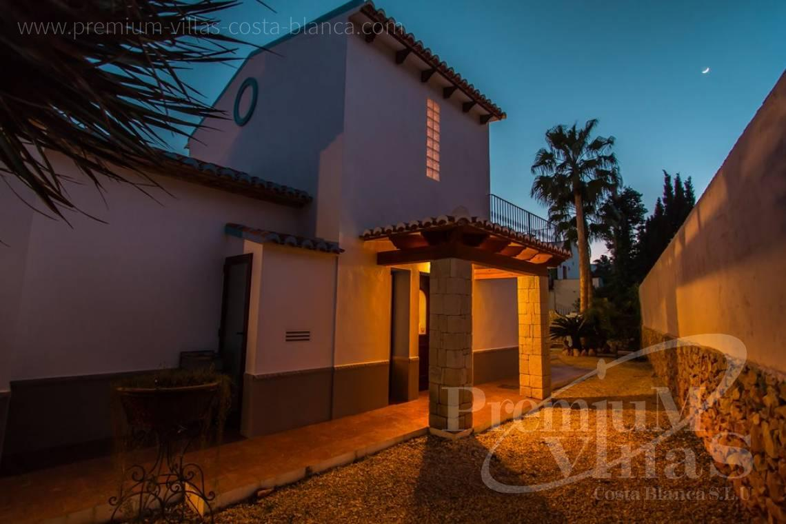 - C2175 - Charming villa in Calpe 500m from the beach, with wonderful sea views 16