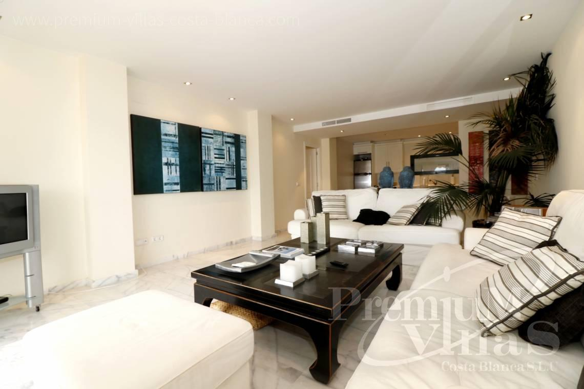 - A0605 - Apartment with sea views in Bahia 1Altea Hills 15