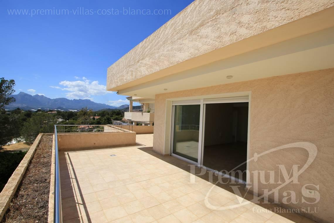 - A0508 - Apartment with sea views and 4 parking spaces in Altea 16