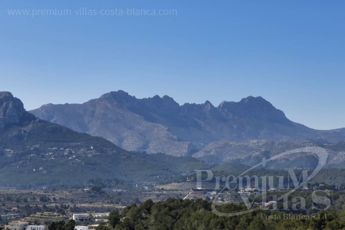 - C2042 - Modern villa for sale in Calpe with nice sea views 24