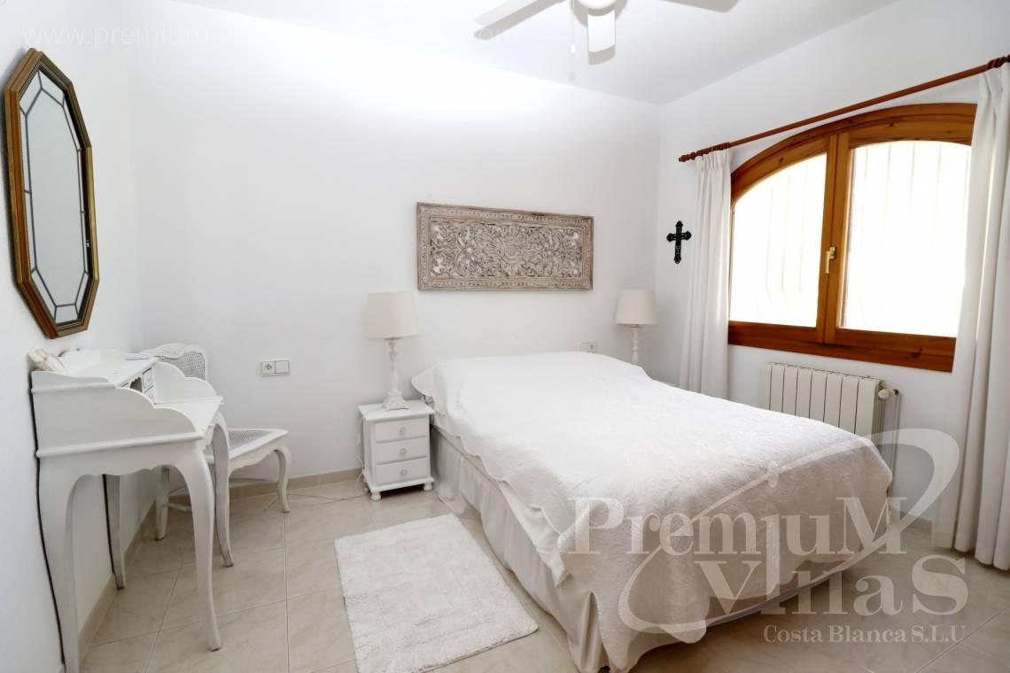 - C2265 - Sea view mediterranean villa 3 bedrooms in Calpe 19