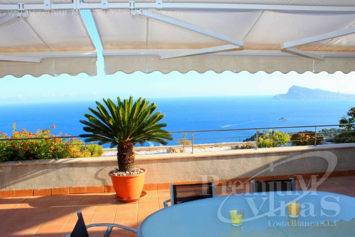 - A0563 - Opportunity! Penthouse in Altea Hills with 100m² terraces and a perfect sea view 3
