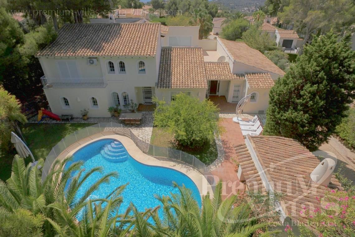 Buy luxury villa in Altea Costa Blanca - C2157 - Huge villa in Altea very close to Don Cayo Golf Course 2