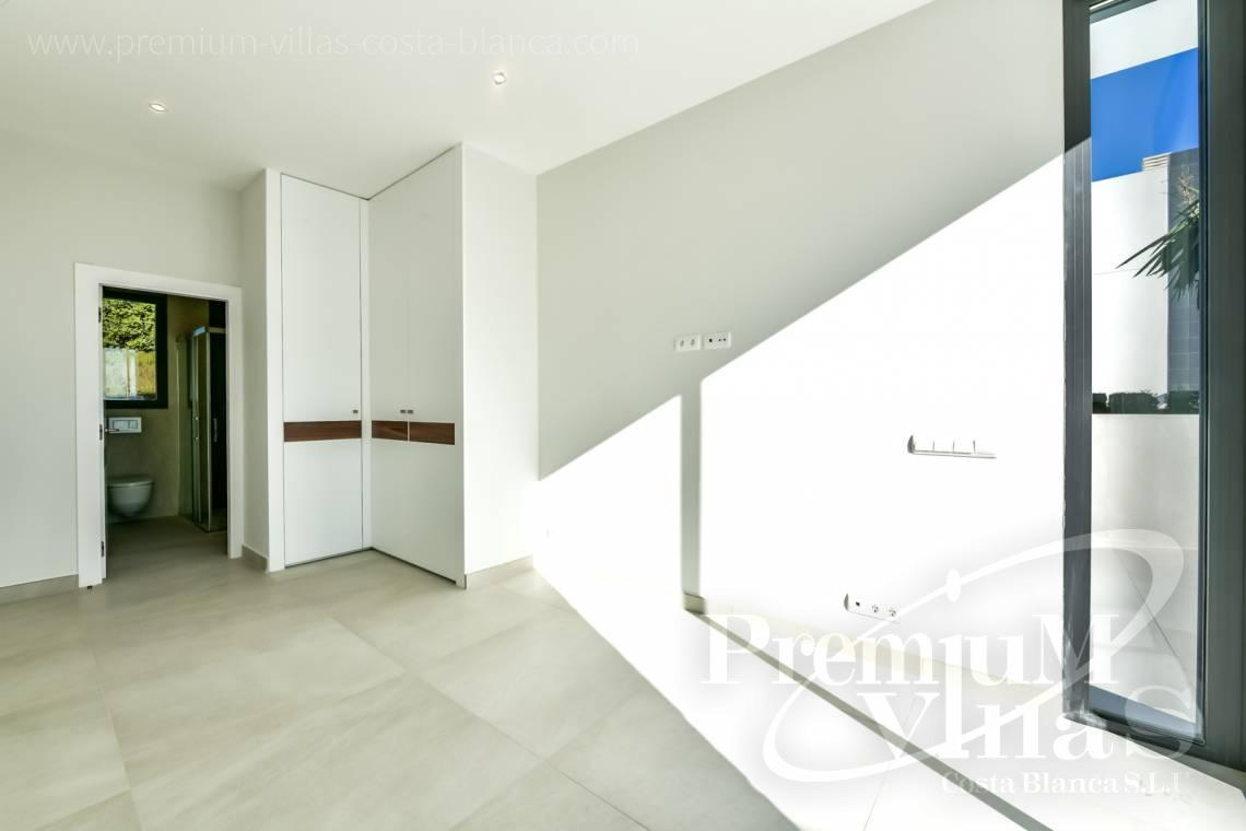 - C2368 - Modern villa with sea views in Calpe 16