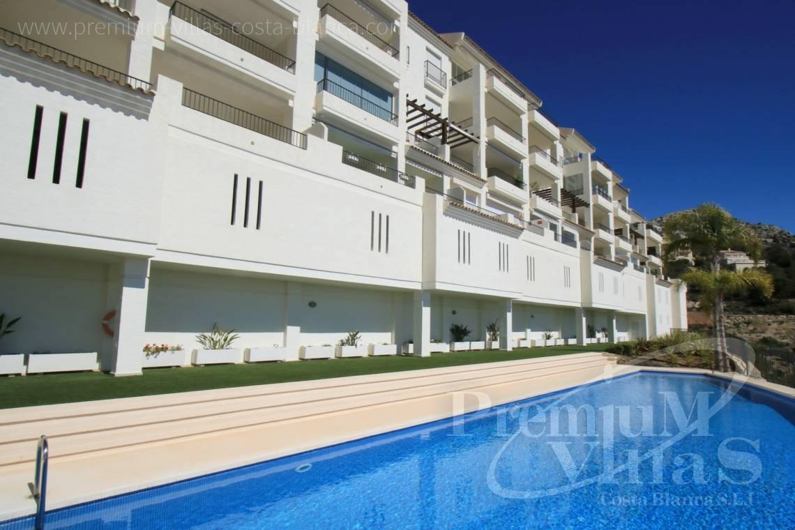 Apartment for sale in residential Los Lirios Altea Hills - AC0660 - Apartment in residential Los Lirios, Altea Hills  22