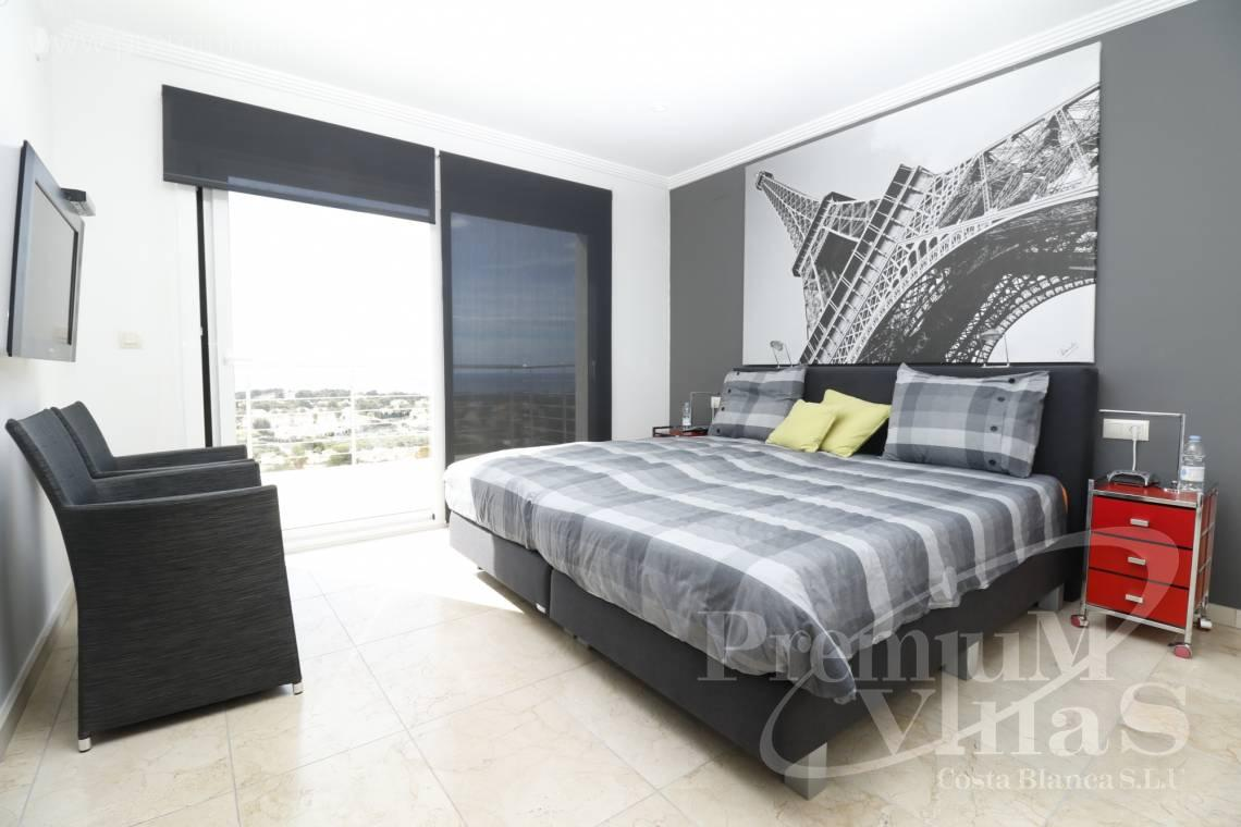 - C1784 - Modern villa with a lift and great sea views in Calpe 9