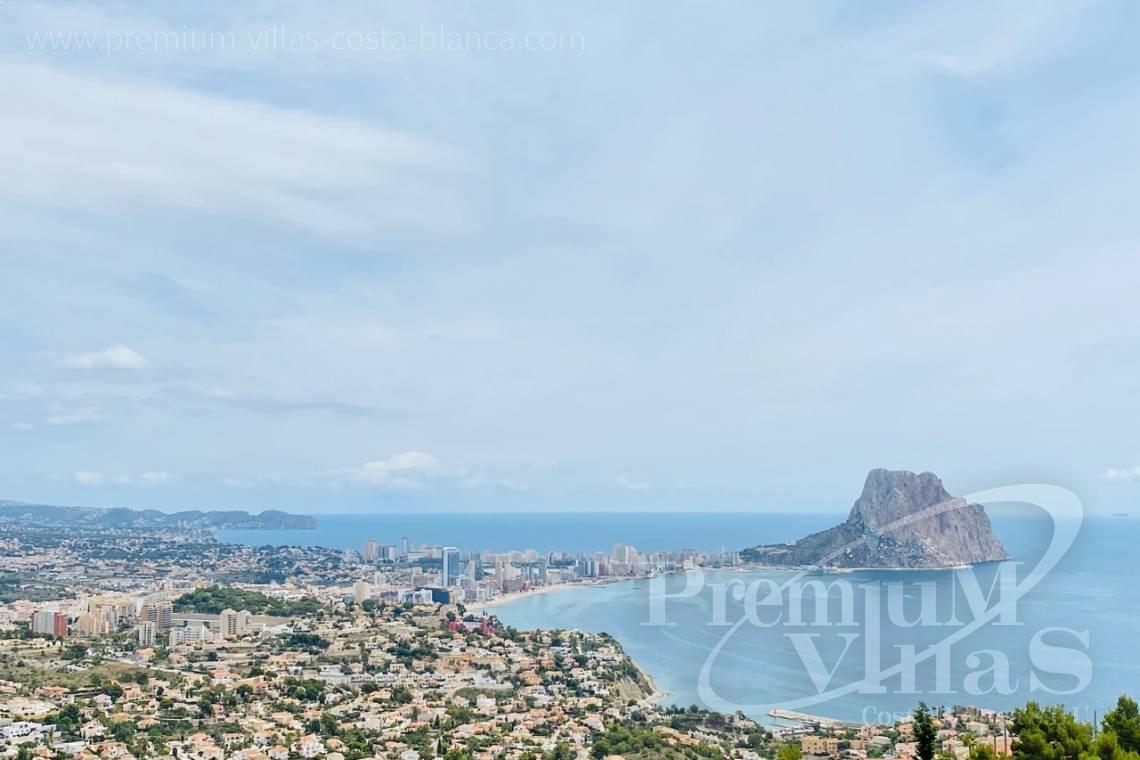 - C2490 - Modern luxury villa with panoramic sea views in Calpe 2