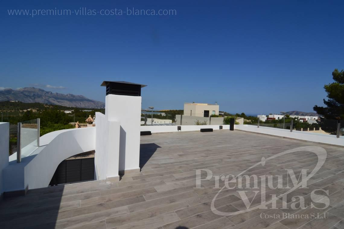 - C1903 - Modern villa with private pool and nice mountain view in Polop 22