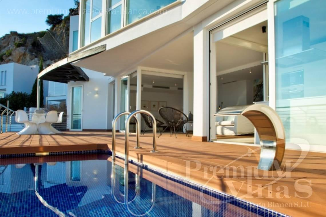 Buy modern house Altea Costa Blanca - C2243 - Modern and furnished villa in Sierra de Altea 20