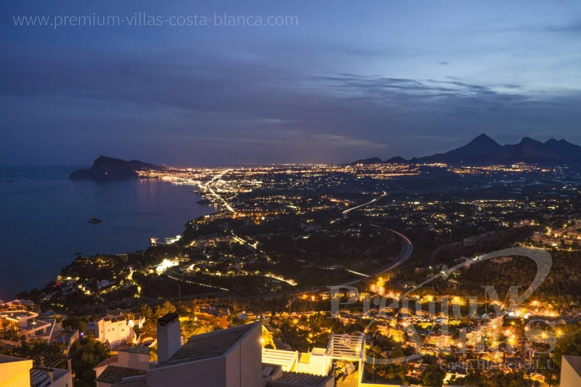 - C2189 - Single family homes in Altea Hills with stunning sea views 8
