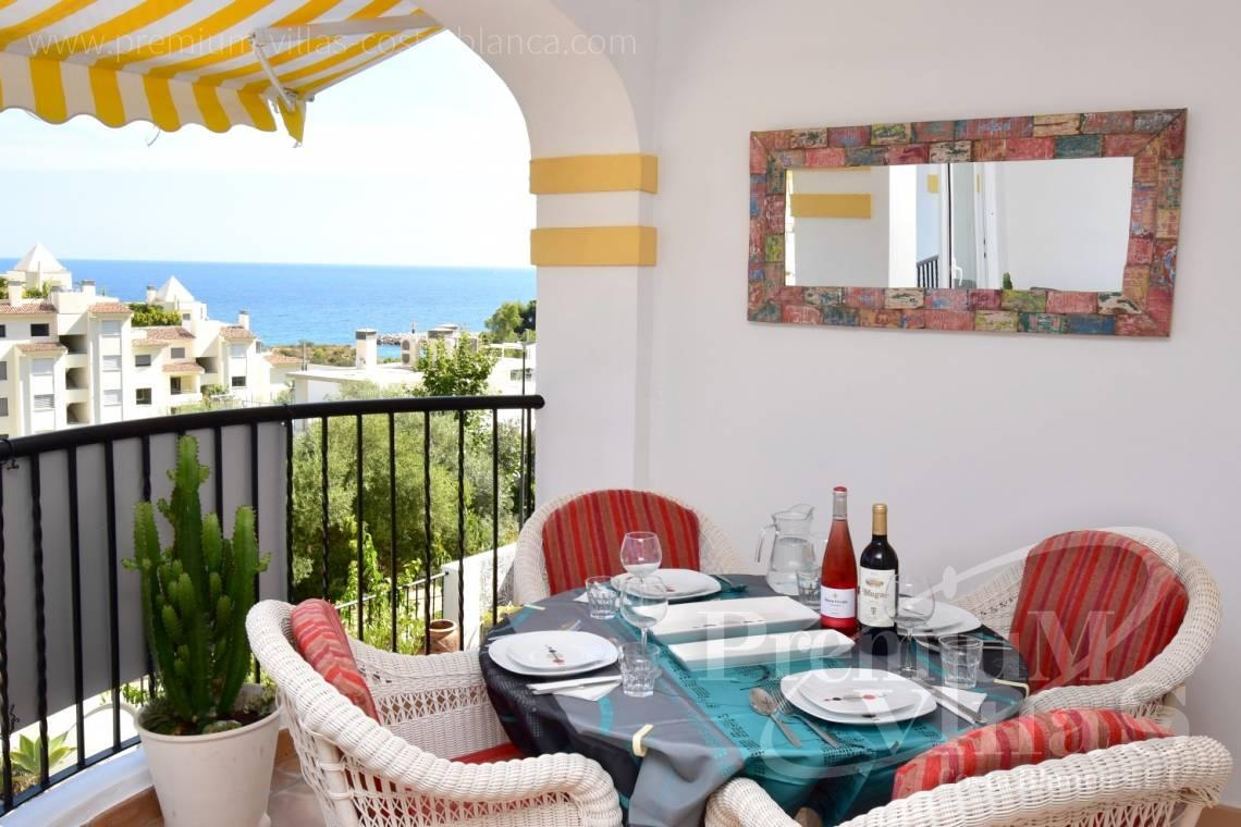 - AC0576 - Apartment in Altea Dorada just a few metres from the beach  1