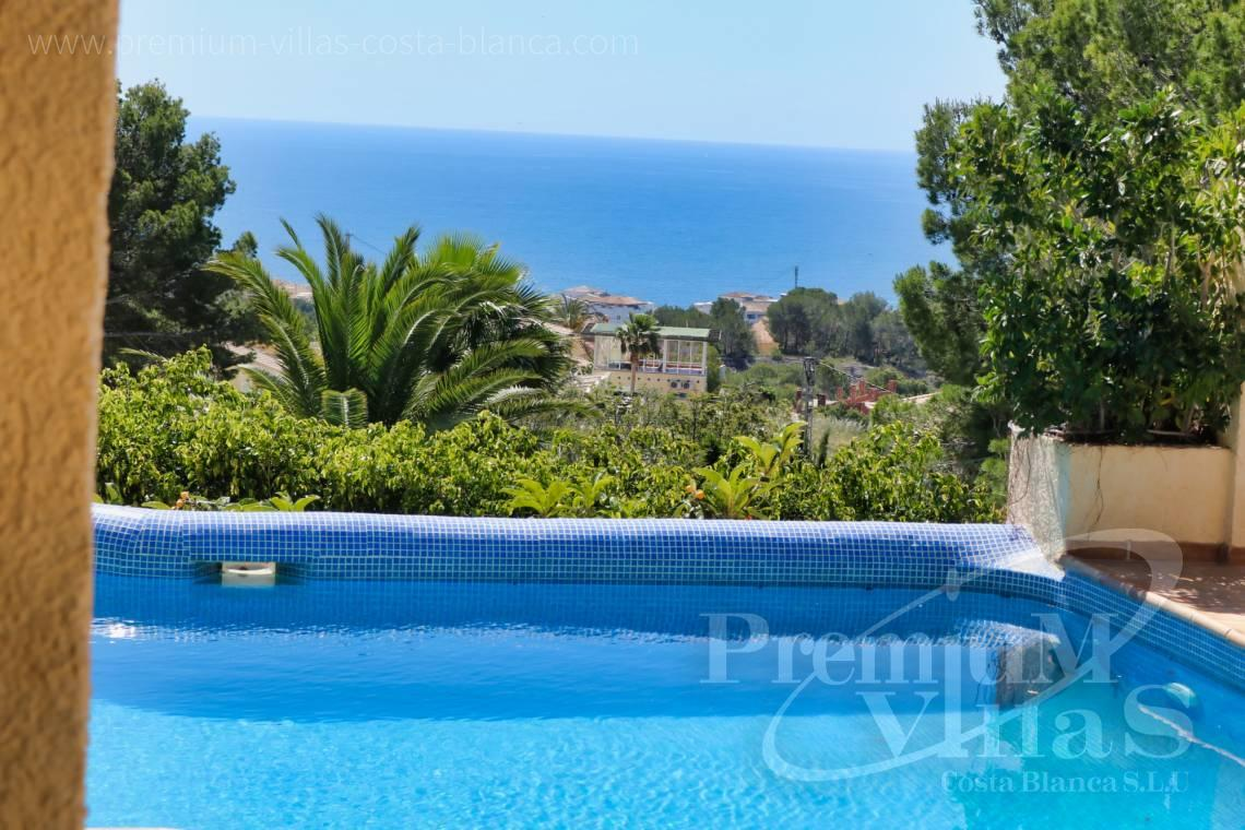Buy a villa with sea views in Altea La Vella Spain - C2274 - 4 bedroom villa with sea views in Altea La Vella 30