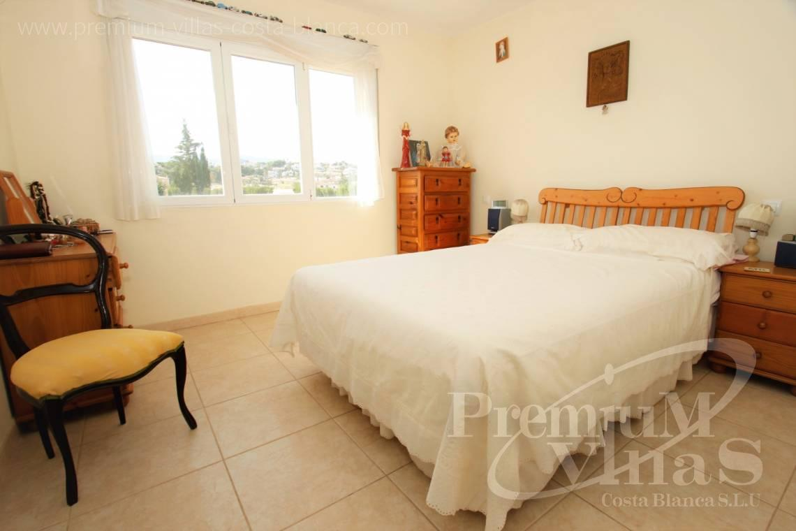 - C2183 - Villa in central urbanization of Calpe close to the beaches and all amenities 16