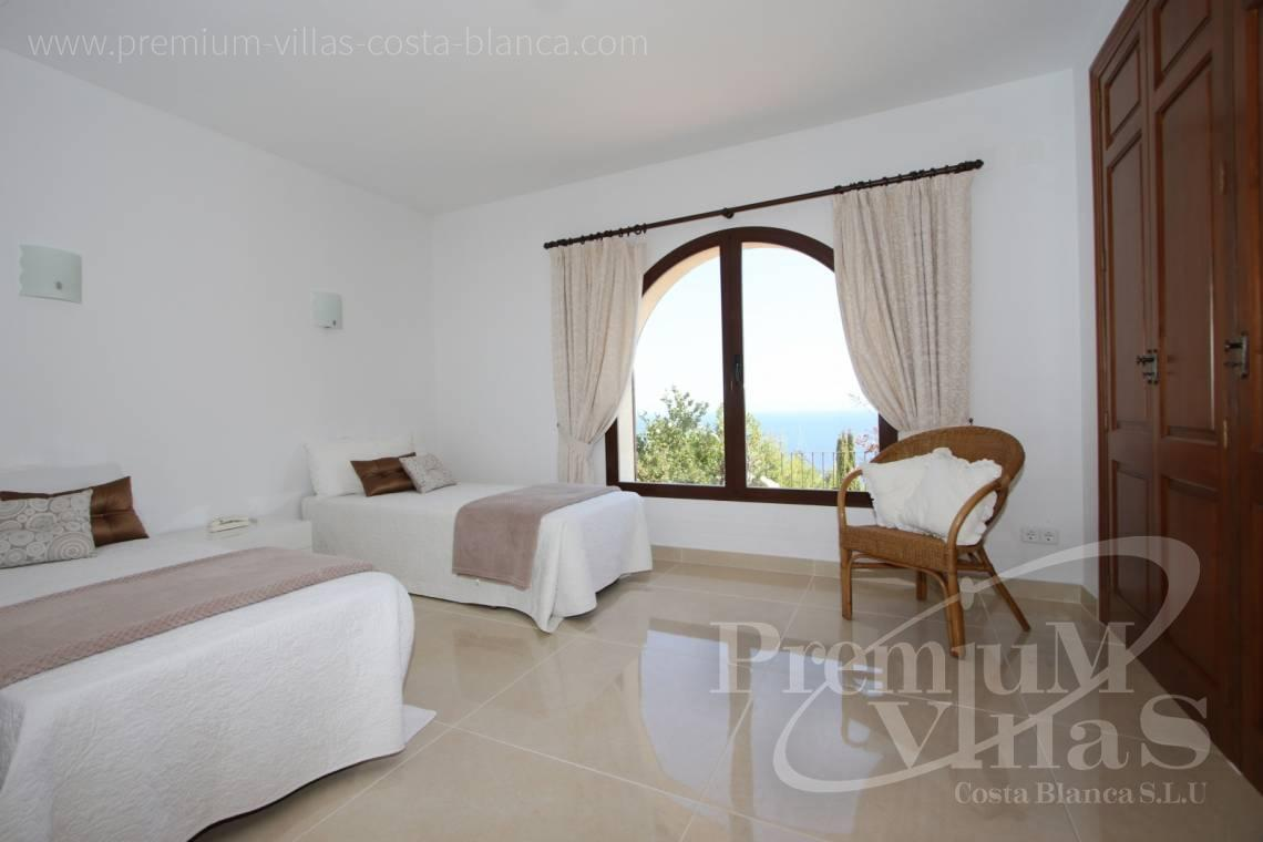 - C1962 - Mediterranean villa on a top location in Altea Hills with Tennis court 27