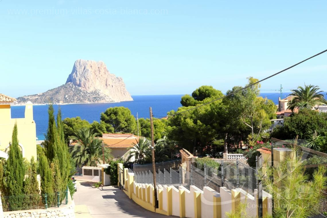 Buy bungalow in Calpe Urb Montesol Costa Blanca - C2091 - Corner Bungalow in Urb. Montesol in Calpe 4