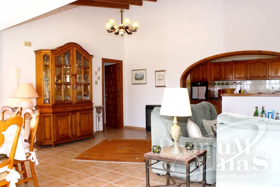 - C2153 - Villa in Calpe with guest apartment and wonderful views 8