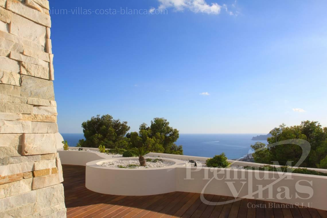 Penthouse apartment sea views Altea Costablanca - A0408 - OPPORTUNITY, last corner apartment for sale!!!  24