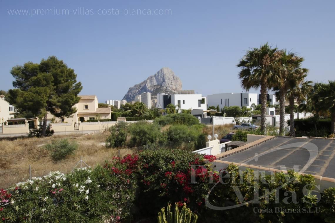 - C2183 - Villa in central urbanization of Calpe close to the beaches and all amenities 6