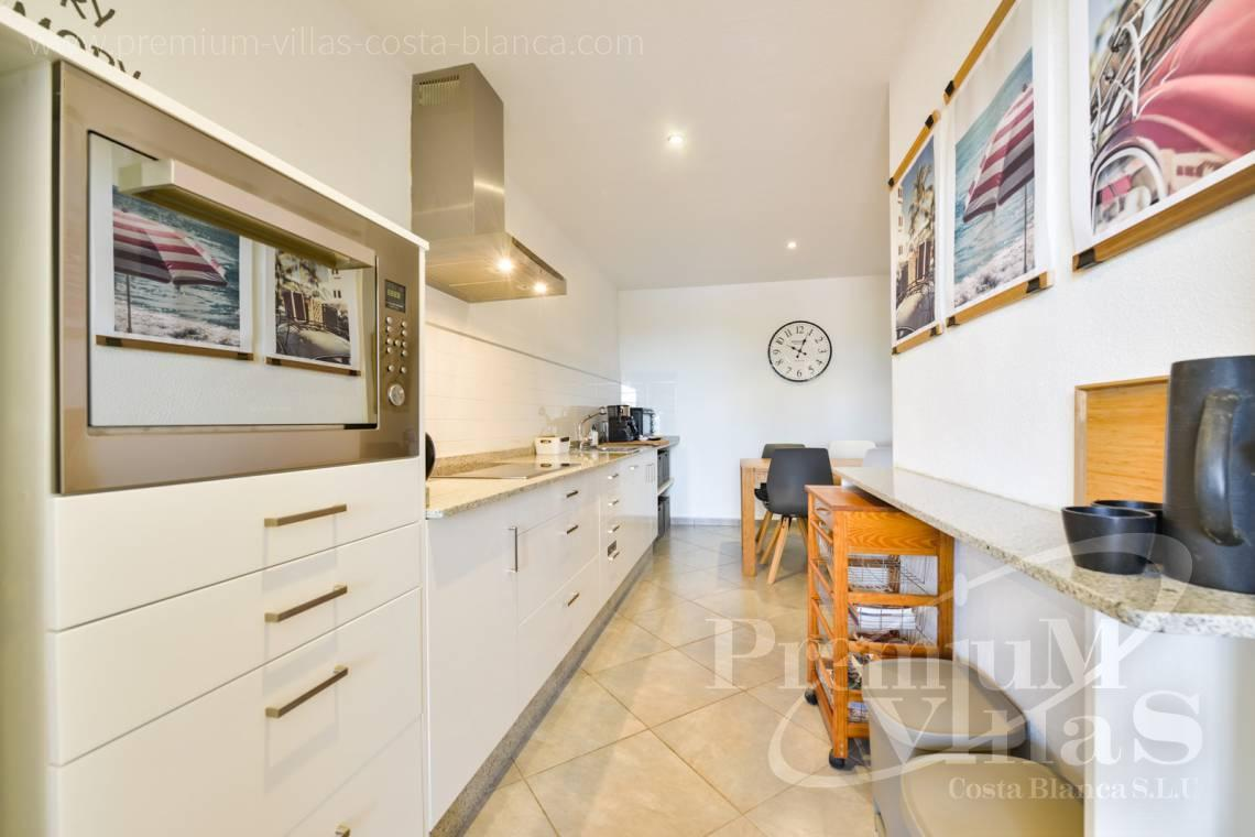 - C2439 - Sea view villa with spacious guest apartment in Altea 20