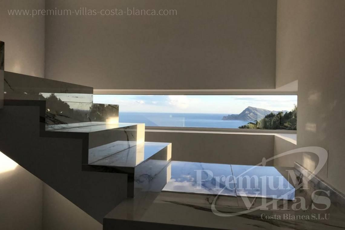 - C2316 - Modern luxury villa with sea views in Altea 26