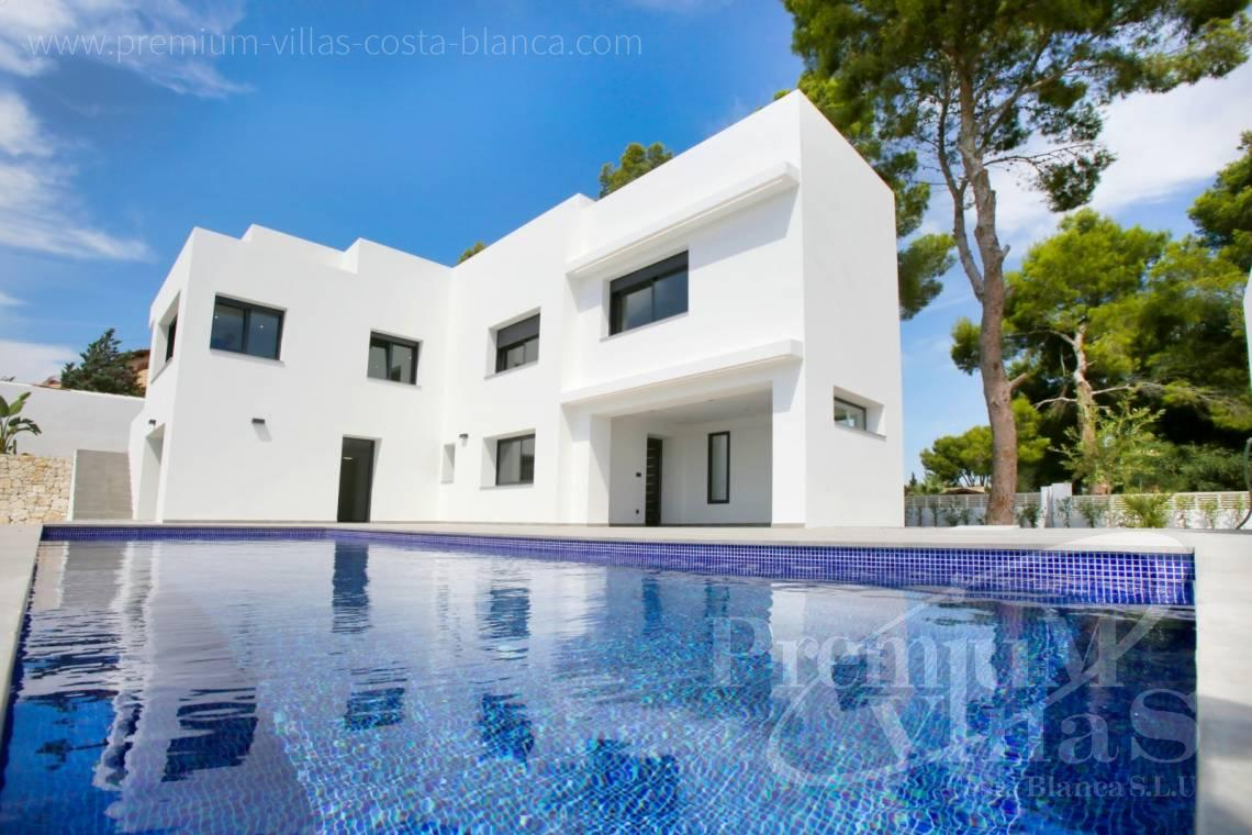 - C2452 - Modern villa with guest appartment in Moraira 6