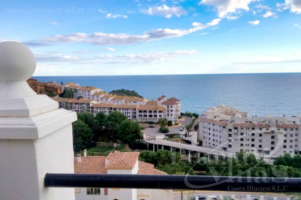 Buy penthouse near Marina Greenwich in Altea  - A0618 - Penthouse in the urbanization Altea Dorada in Mascarat 18