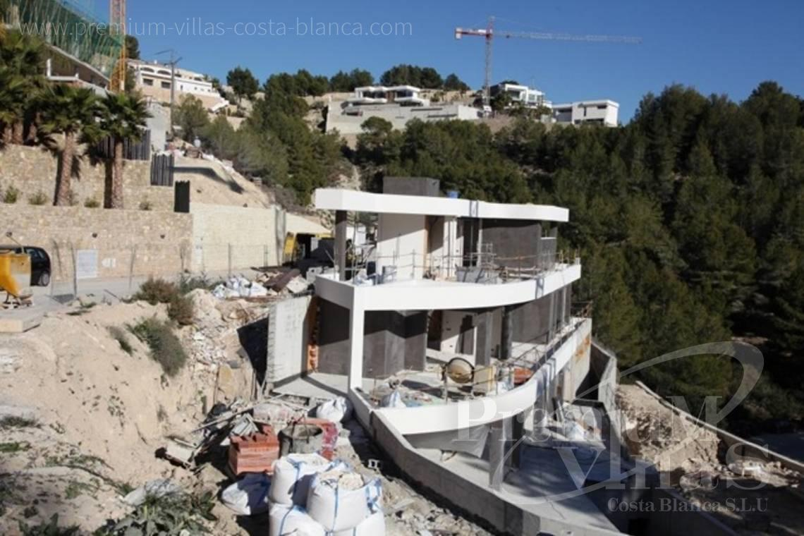 - C2122 - New project in Benissa with panoramic views over the whole Calpe. 12
