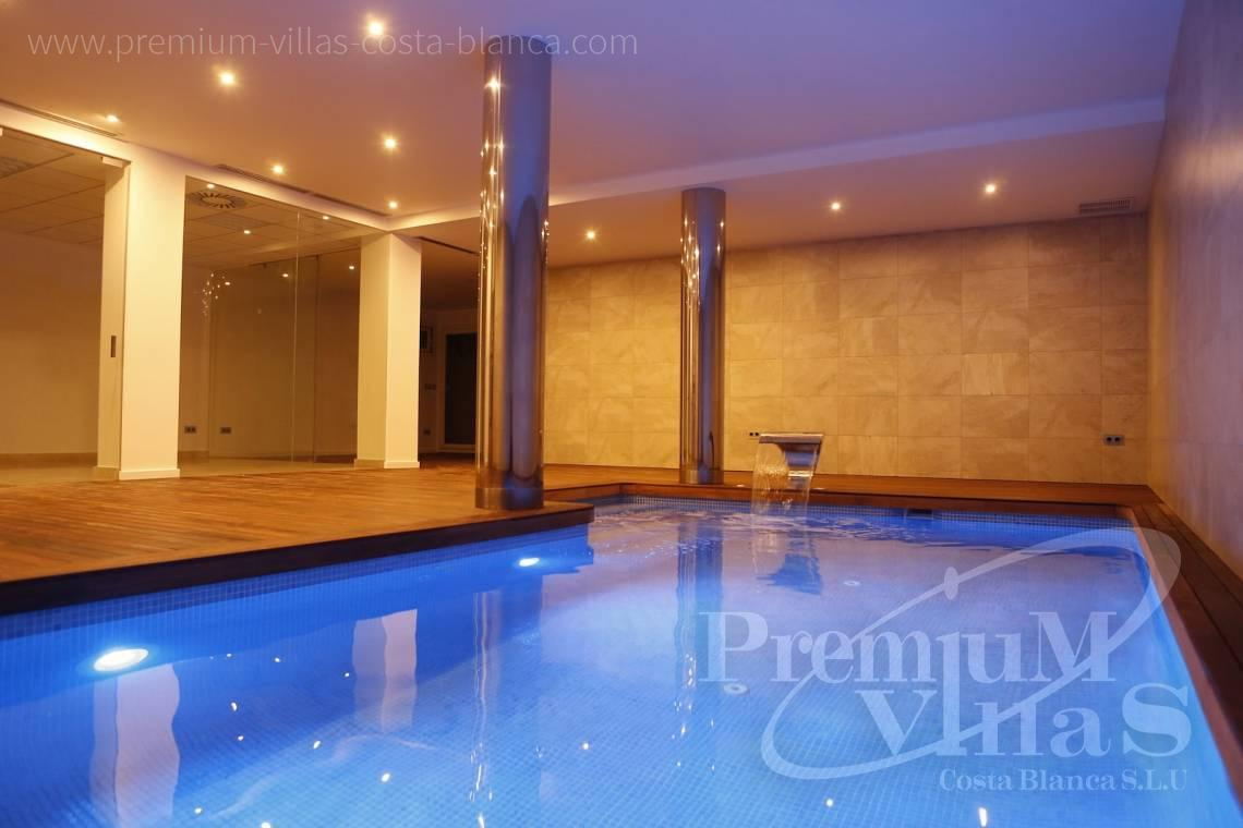 Buy 4 bedrooms luxury villa in Moraira Costa Blanca - C1637 - Modern luxury villa in Moraira with nice sea views 10