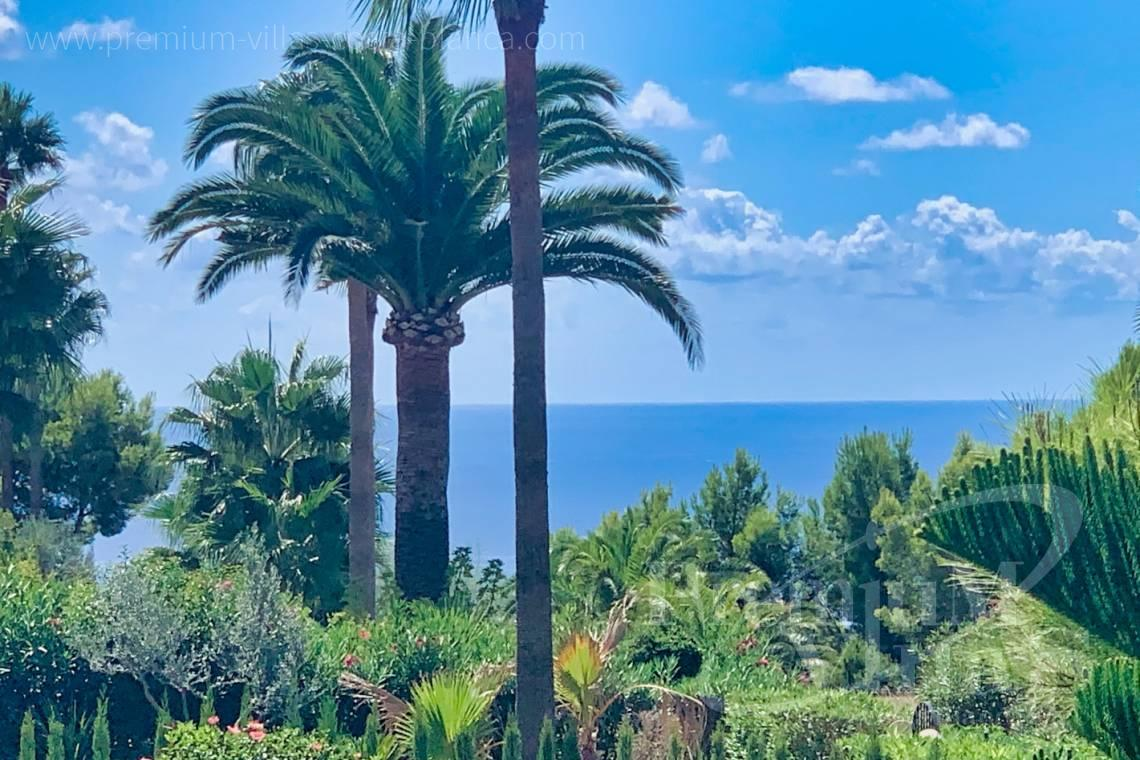 - A0683 - Ground floor with large garden and sea views in Altea Hills 2