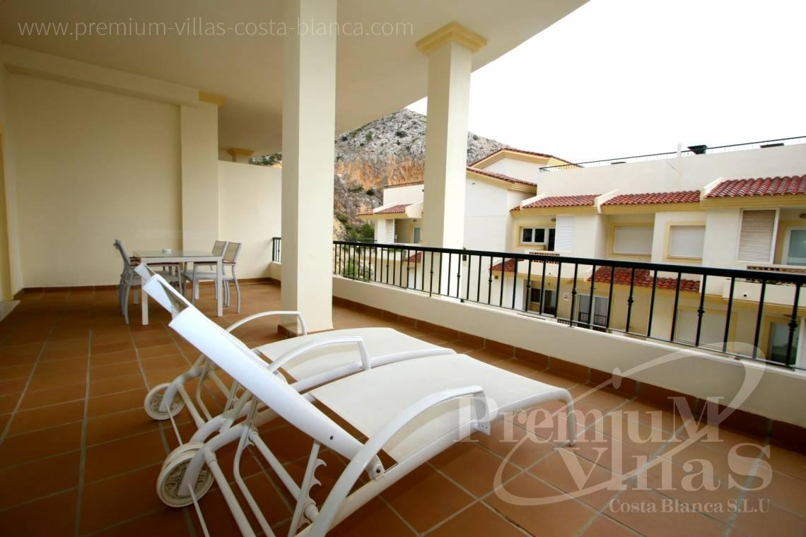 Apartment close to the beach  Altea Costa Blanca - A0565 - Apartment in Mascarat at 150m from the beach 11
