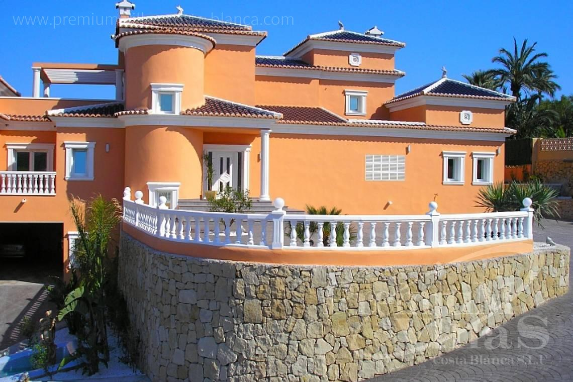4 bedrooms mansion for sale Moraira Costa Blanca Spain - C1589 - Magnificent mansion on the sea front in Moraira 6