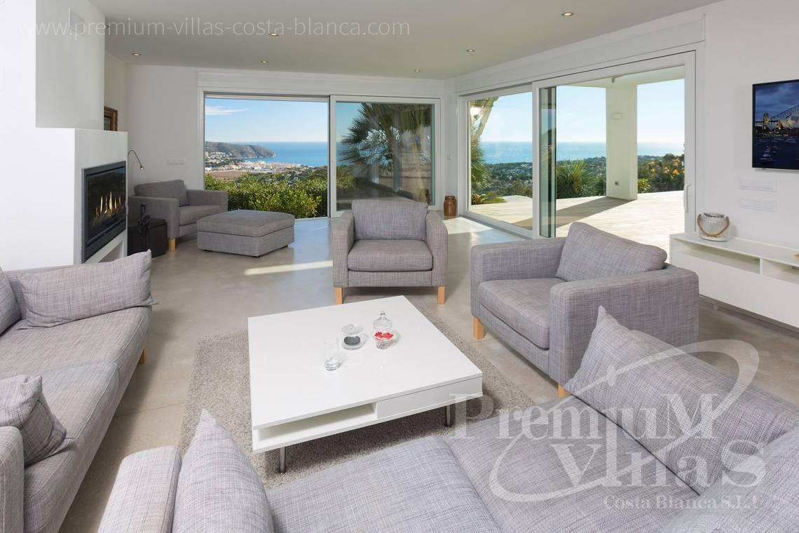 - CC2385 - Modern villa with panoramic sea views in Moraira 17