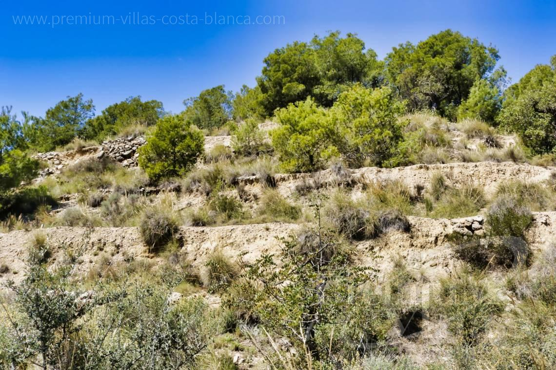 - 0207G - Plot of 20000sqm close to the old town of Altea 7