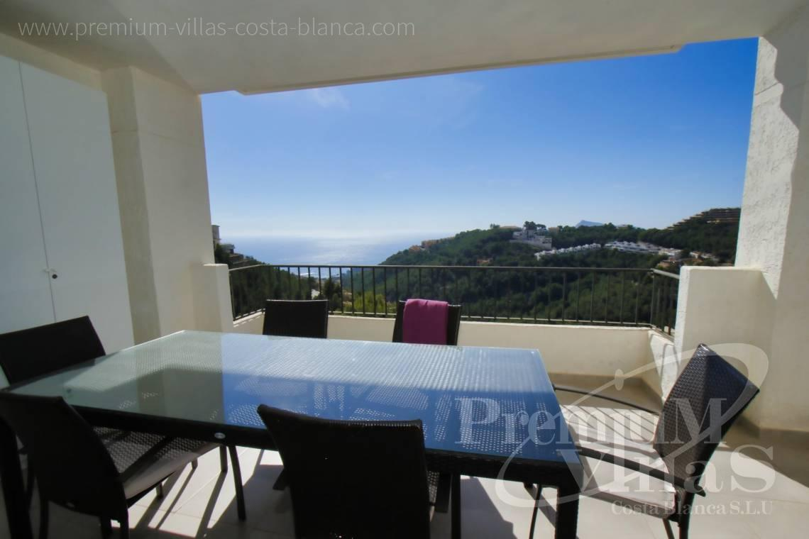 Buy sea view apartment in Altea Costablanca - AC0660 - Apartment in residential Los Lirios, Altea Hills  17